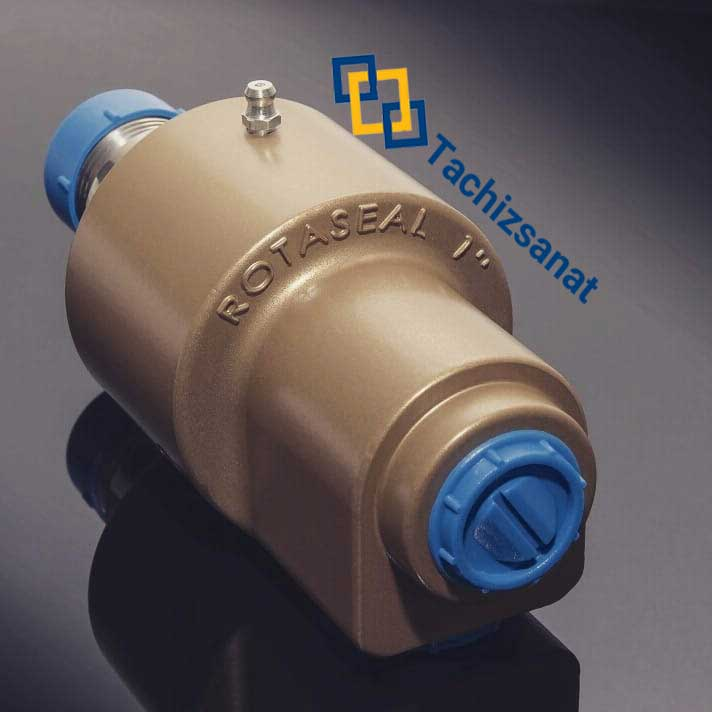 Rotary joint 1000 series for water | Made in Turkey| Tachizsanat
