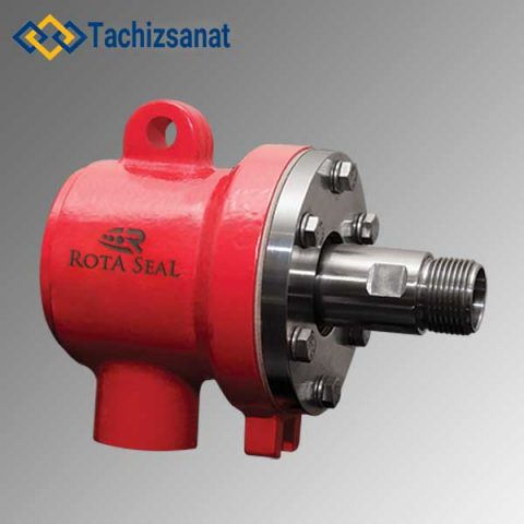 Rotary joint 2000 series for steam