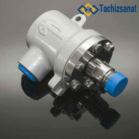 Rotary joint 7000 series for hot oil